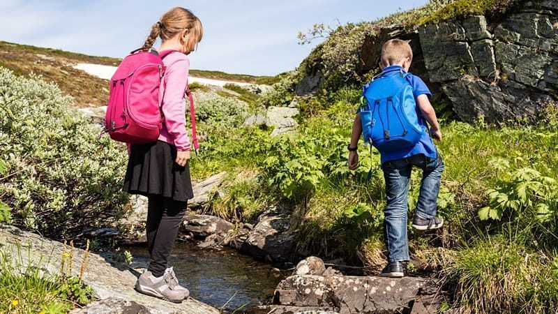 A Guide To Camping With Children in Yorkshire