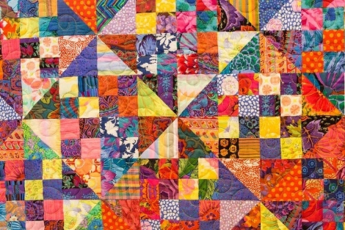Quilt and needlecraft show Harrogate
