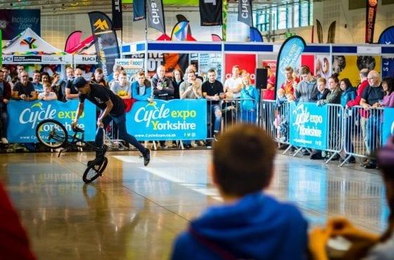 Cycle expo Harrogate