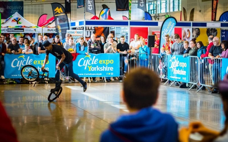 Cycle Expo Yorkshire – September 2019