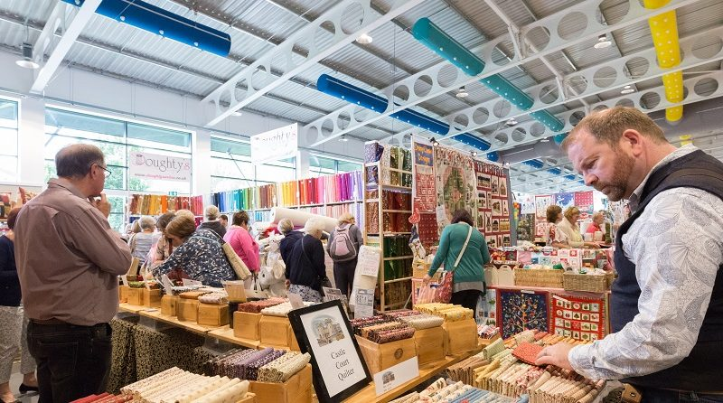 Great Northern Needlecraft and Quilt Show