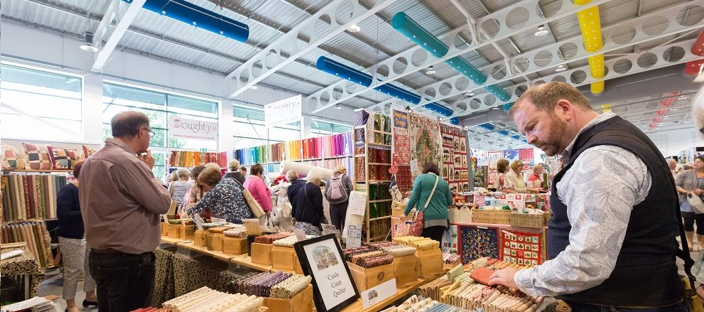 needlecraf and quilt show harrogate