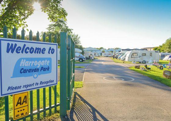 Job vacancy at Harrogate Caravan Park